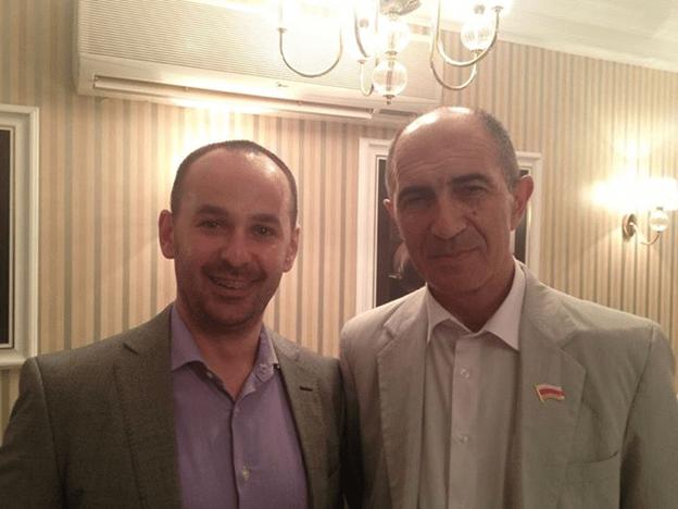 Коста Дзугаев: Народ Осетии стремится к единству