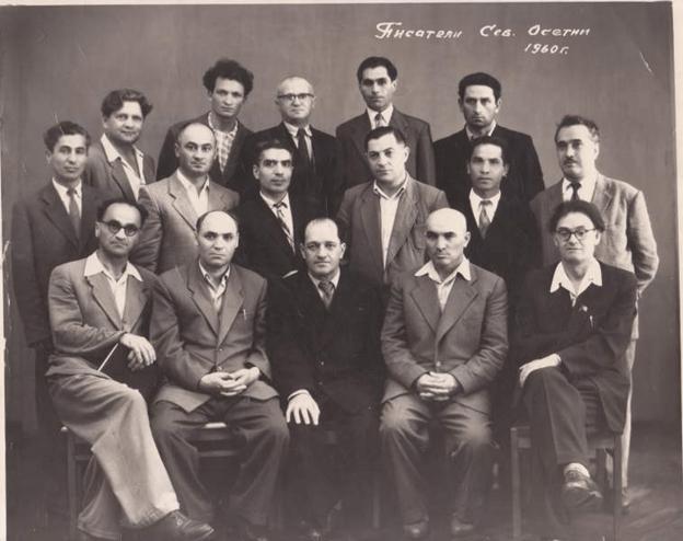 Писатели Северной Осетии